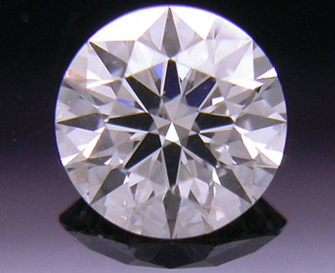 0.367 ct F SI1 A CUT ABOVE® Hearts and Arrows Super Ideal Round Cut Loose Diamond