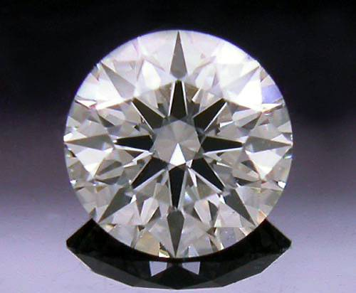 0.273 ct J VS1 A CUT ABOVE® Hearts and Arrows Super Ideal Round Cut Loose Diamond