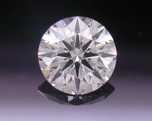 0.292 ct G VS2 A CUT ABOVE® Hearts and Arrows Super Ideal Round Cut Loose Diamond