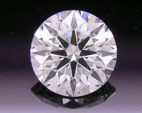 0.242 ct I VS2 A CUT ABOVE® Hearts and Arrows Super Ideal Round Cut Loose Diamond