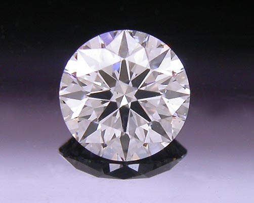 0.292 ct H SI1 A CUT ABOVE® Hearts and Arrows Super Ideal Round Cut Loose Diamond