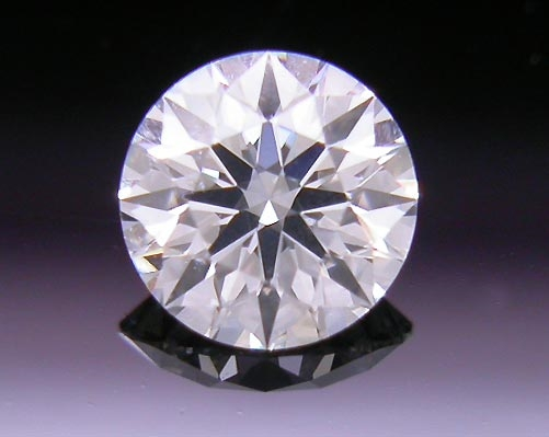 0.22 ct H SI1 A CUT ABOVE® Hearts and Arrows Super Ideal Round Cut Loose Diamond
