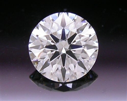 0.231 ct H VS2 A CUT ABOVE® Hearts and Arrows Super Ideal Round Cut Loose Diamond