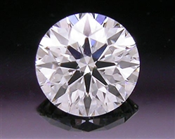 0.238 ct I SI1 A CUT ABOVE® Hearts and Arrows Super Ideal Round Cut Loose Diamond