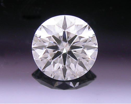 0.274 ct I SI1 A CUT ABOVE® Hearts and Arrows Super Ideal Round Cut Loose Diamond
