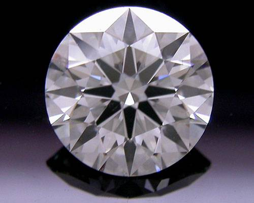 1.056 ct I SI1 A CUT ABOVE® Hearts and Arrows Super Ideal Round Cut Loose Diamond