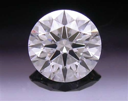 0.381 ct E VS2 A CUT ABOVE® Hearts and Arrows Super Ideal Round Cut Loose Diamond