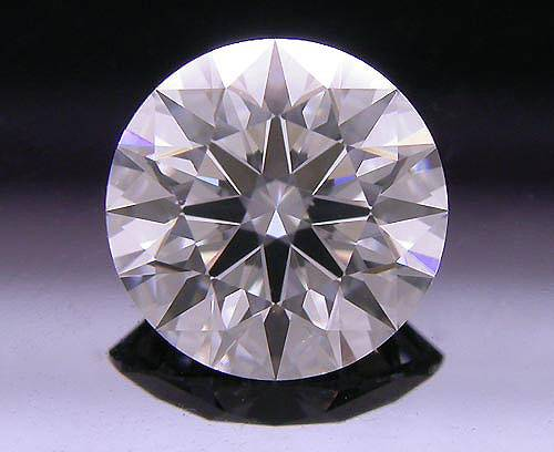 0.726 ct D SI1 A CUT ABOVE® Hearts and Arrows Super Ideal Round Cut Loose Diamond