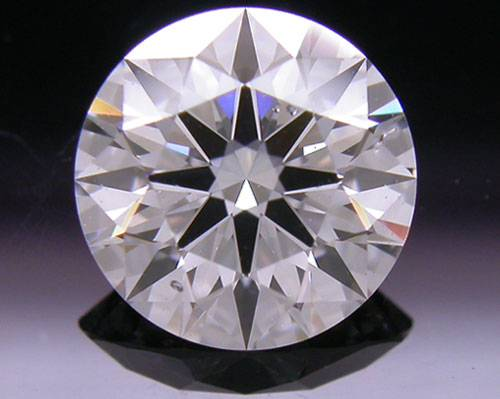 1.113 ct D SI2 A CUT ABOVE® Hearts and Arrows Super Ideal Round Cut Loose Diamond