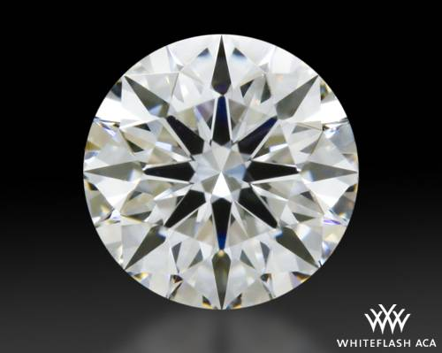 0.275 ct I VS2 A CUT ABOVE® Hearts and Arrows Super Ideal Round Cut Loose Diamond