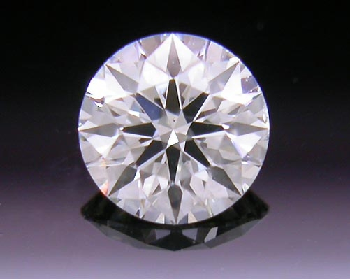 0.221 ct I SI1 A CUT ABOVE® Hearts and Arrows Super Ideal Round Cut Loose Diamond