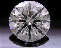 2.52 ct I VS2 A CUT ABOVE® Hearts and Arrows Super Ideal Round Cut Loose Diamond