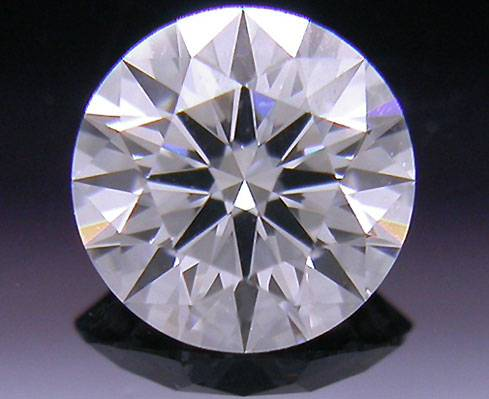 0.315 ct D SI1 A CUT ABOVE® Hearts and Arrows Super Ideal Round Cut Loose Diamond