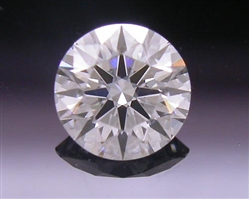 0.306 ct G SI1 A CUT ABOVE® Hearts and Arrows Super Ideal Round Cut Loose Diamond