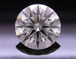 1.061 ct J VS2 A CUT ABOVE® Hearts and Arrows Super Ideal Round Cut Loose Diamond