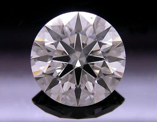 1.093 ct J SI1 A CUT ABOVE® Hearts and Arrows Super Ideal Round Cut Loose Diamond