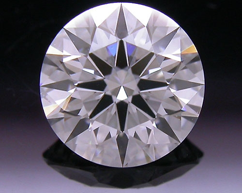 0.73 ct D SI1 A CUT ABOVE® Hearts and Arrows Super Ideal Round Cut Loose Diamond