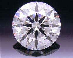 0.57 ct D VVS2 Expert Selection Round Cut Loose Diamond