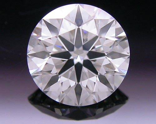 0.521 ct G VS1 A CUT ABOVE® Hearts and Arrows Super Ideal Round Cut Loose Diamond