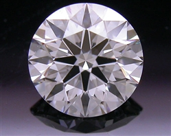 0.476 ct D VS1 A CUT ABOVE® Hearts and Arrows Super Ideal Round Cut Loose Diamond