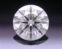 0.39 ct E VVS2 A CUT ABOVE® Hearts and Arrows Super Ideal Round Cut Loose Diamond