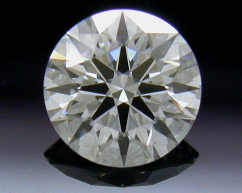 0.39 ct E SI1 A CUT ABOVE® Hearts and Arrows Super Ideal Round Cut Loose Diamond