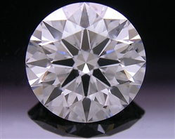 1.528 ct G SI2 A CUT ABOVE® Hearts and Arrows Super Ideal Round Cut Loose Diamond