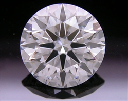 1.151 ct F SI1 A CUT ABOVE® Hearts and Arrows Super Ideal Round Cut Loose Diamond