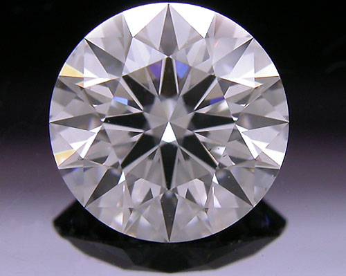 1.076 ct D VS2 A CUT ABOVE® Hearts and Arrows Super Ideal Round Cut Loose Diamond
