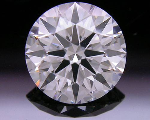 1.573 ct F SI1 A CUT ABOVE® Hearts and Arrows Super Ideal Round Cut Loose Diamond