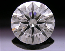 1.541 ct H SI2 A CUT ABOVE® Hearts and Arrows Super Ideal Round Cut Loose Diamond