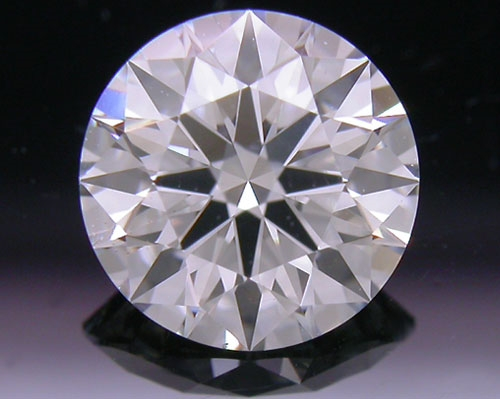 1.021 ct H SI1 A CUT ABOVE® Hearts and Arrows Super Ideal Round Cut Loose Diamond