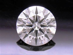 0.794 ct G SI1 A CUT ABOVE® Hearts and Arrows Super Ideal Round Cut Loose Diamond