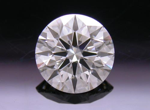 0.804 ct I VVS2 A CUT ABOVE® Hearts and Arrows Super Ideal Round Cut Loose Diamond