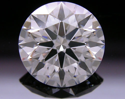 1.654 ct G VS2 A CUT ABOVE® Hearts and Arrows Super Ideal Round Cut Loose Diamond