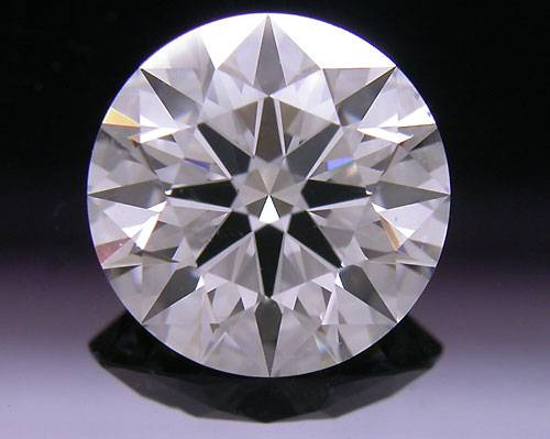 1.222 ct I SI1 A CUT ABOVE® Hearts and Arrows Super Ideal Round Cut Loose Diamond