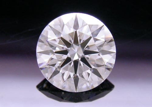 1.01 ct F SI1 Expert Selection Round Cut Loose Diamond