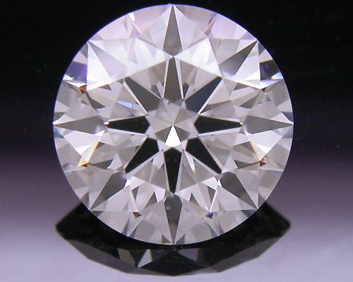 1.018 ct G VS2 A CUT ABOVE® Hearts and Arrows Super Ideal Round Cut Loose Diamond