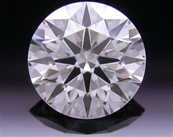 1.016 ct G SI2 A CUT ABOVE® Hearts and Arrows Super Ideal Round Cut Loose Diamond