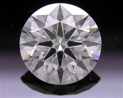 1.151 ct G SI1 A CUT ABOVE® Hearts and Arrows Super Ideal Round Cut Loose Diamond