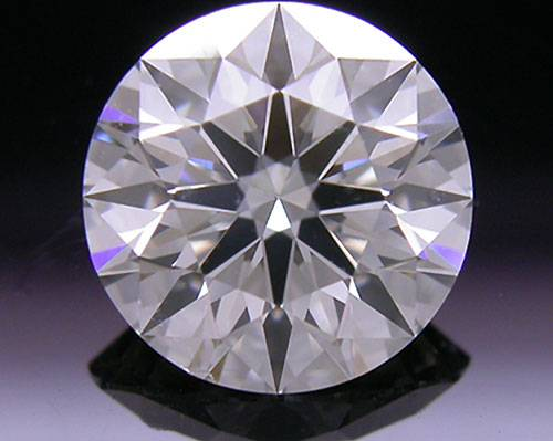 1.008 ct J SI1 A CUT ABOVE® Hearts and Arrows Super Ideal Round Cut Loose Diamond
