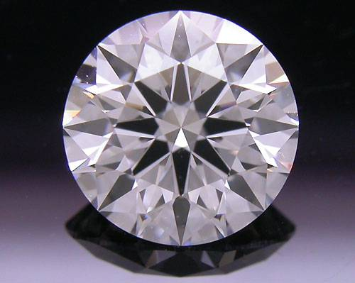 1.03 ct F VS1 A CUT ABOVE® Hearts and Arrows Super Ideal Round Cut Loose Diamond