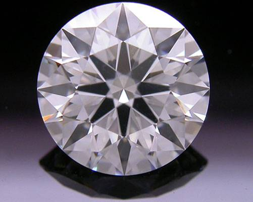 1.198 ct F VS1 A CUT ABOVE® Hearts and Arrows Super Ideal Round Cut Loose Diamond