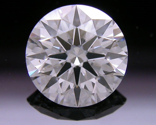 1.192 ct D SI1 A CUT ABOVE® Hearts and Arrows Super Ideal Round Cut Loose Diamond