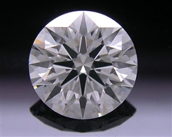 1.122 ct G SI1 A CUT ABOVE® Hearts and Arrows Super Ideal Round Cut Loose Diamond