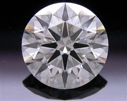 1.088 ct H VS2 A CUT ABOVE® Hearts and Arrows Super Ideal Round Cut Loose Diamond