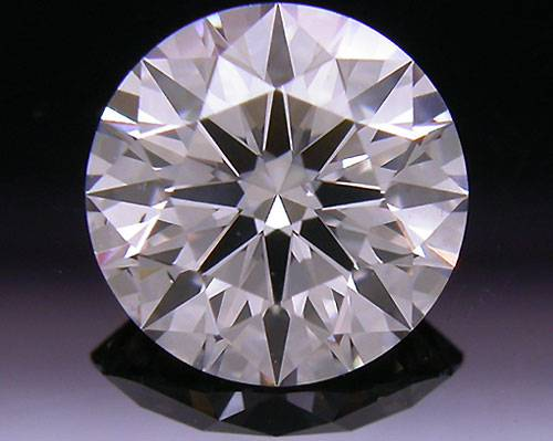 1.004 ct J SI1 A CUT ABOVE® Hearts and Arrows Super Ideal Round Cut Loose Diamond