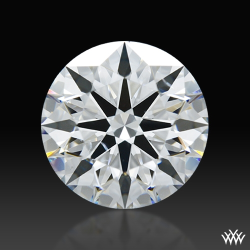 2.02 ct E SI1 A CUT ABOVE® Hearts and Arrows Super Ideal Round Cut Loose Diamond
