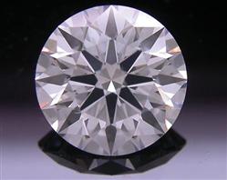 1.04 ct E VS2 A CUT ABOVE® Hearts and Arrows Super Ideal Round Cut Loose Diamond