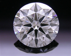 1.01 ct E SI1 Expert Selection Round Cut Loose Diamond